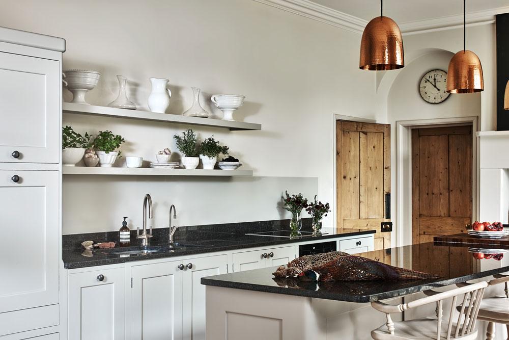Figura Bespoke Kitchen Design - Beautiful Country Rectory