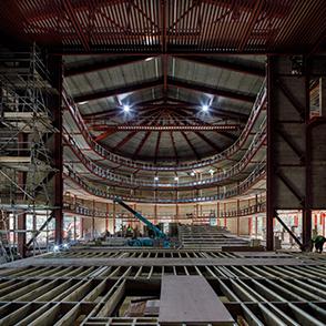 The Grange Park Opera: New Opera House