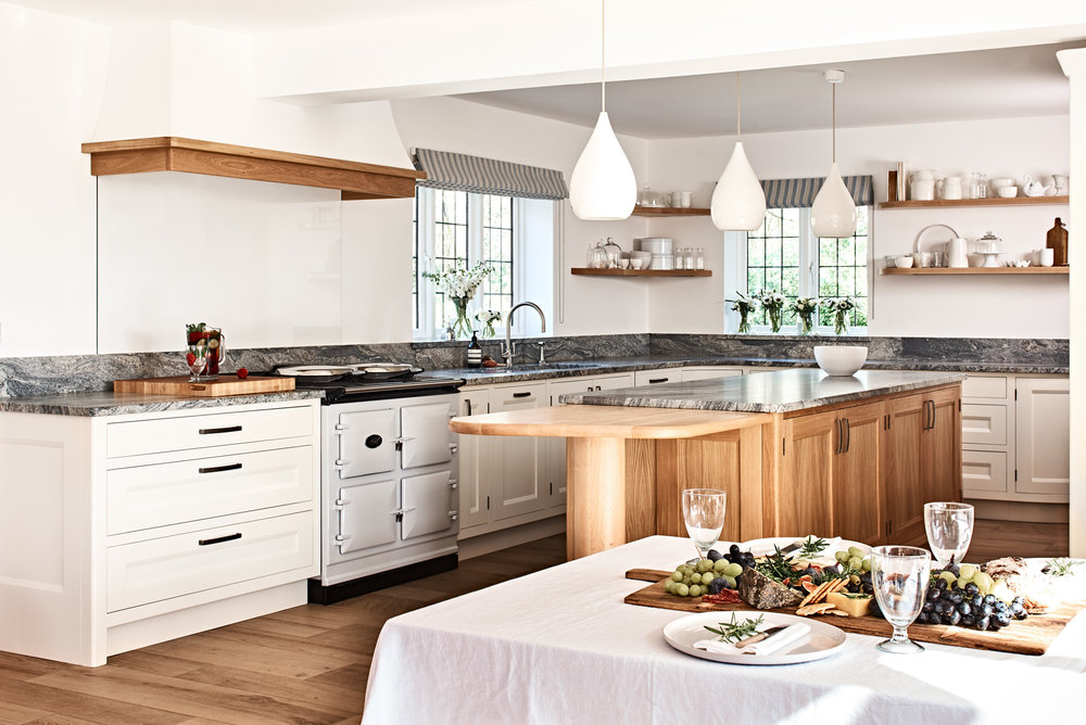 Wood, Stone and the Surrey Hills -