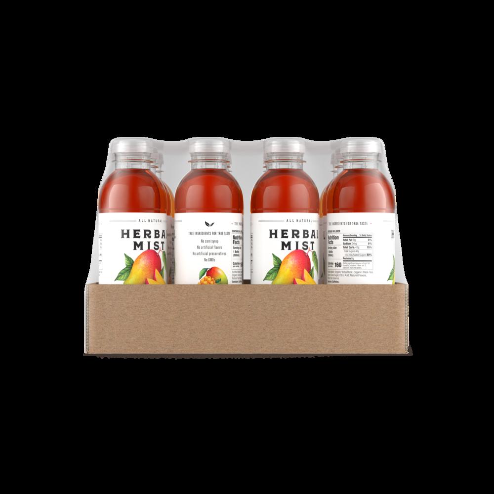 Herbal Mist Teas™ | 100% Organic Tea & Yerba Mate Online