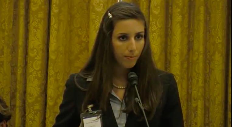 Hanan Abu Shanab (NSL 2010)