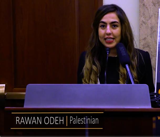 Rawan Odeh (NSL 2017)