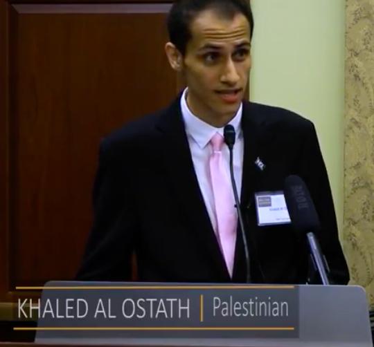 Khaled Al Ostath (NSL 2017)