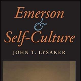Emerson & Self-Culture -