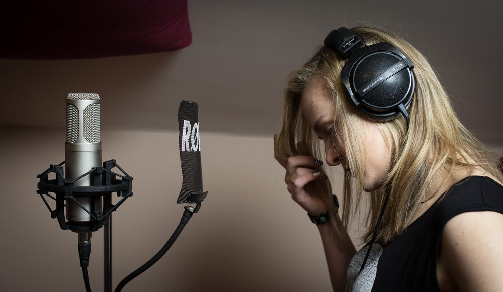 Vocal Lessons -