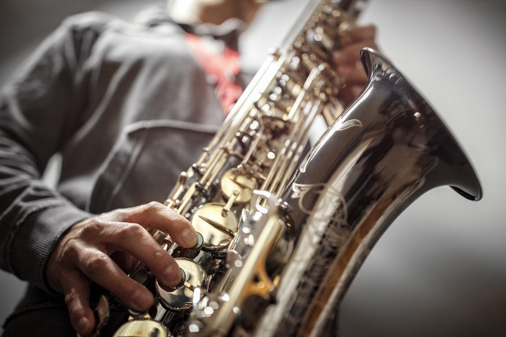 Saxophone Lessons -