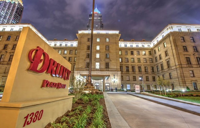 HOST HOTEL:Drury Plaza Hotel Cleveland Downtown - 1380 East 6th Street , Cleveland, OH 44114(800) 378-7946