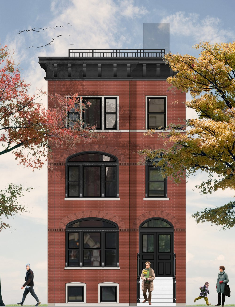 1304 Hoyne_colored elevation_11-14-2018.jpg