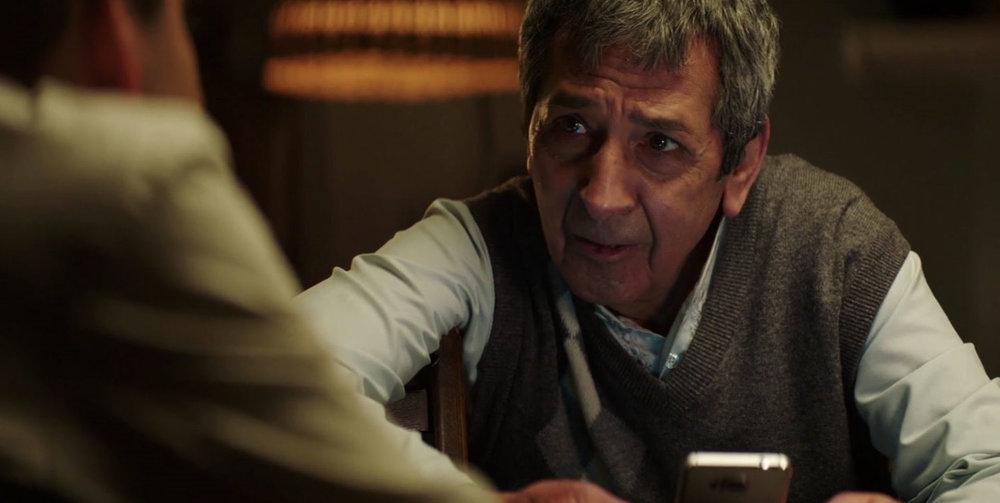 Roshan Seth as Rupesh in 'Boogie Man'.