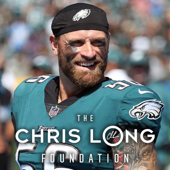 Chris Long, Eagle's Defensive End & Reading Hero