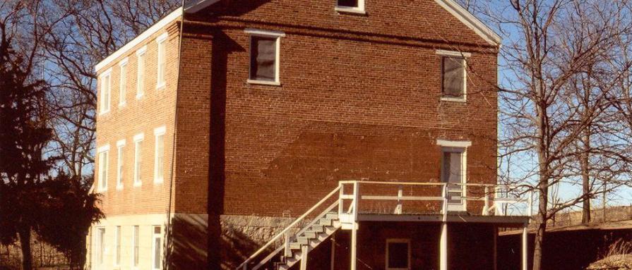 Iowa-Sac and Fox Presbyterian Mission