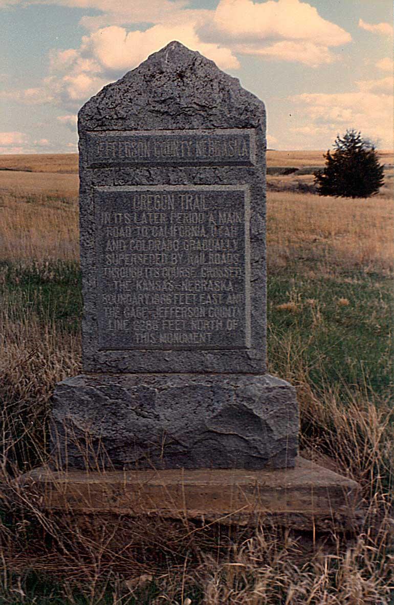 Tri-County Monument