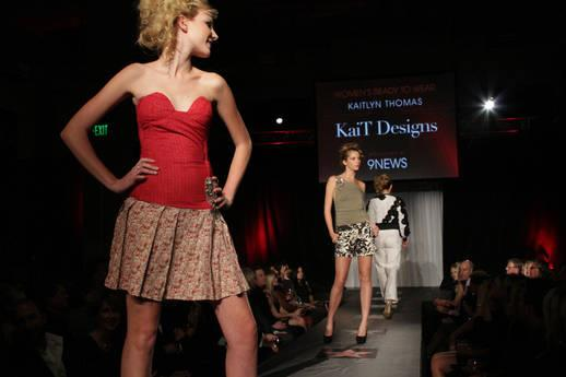 Rising Star Awards, 2009    KaiT Design: Best New Apparel Business