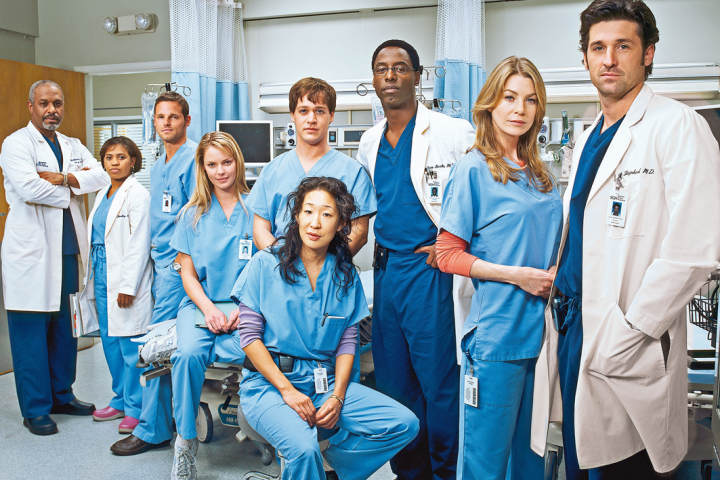 15 Things You Almost Forgot Happened On Greys Screenbeings