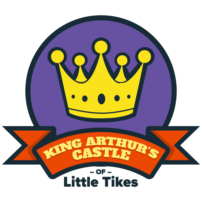 King Arthur's Castle of Little Tikes