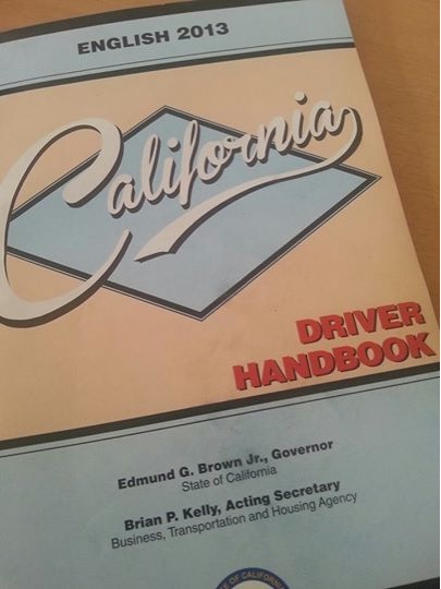 Cali Drivers Exam Book