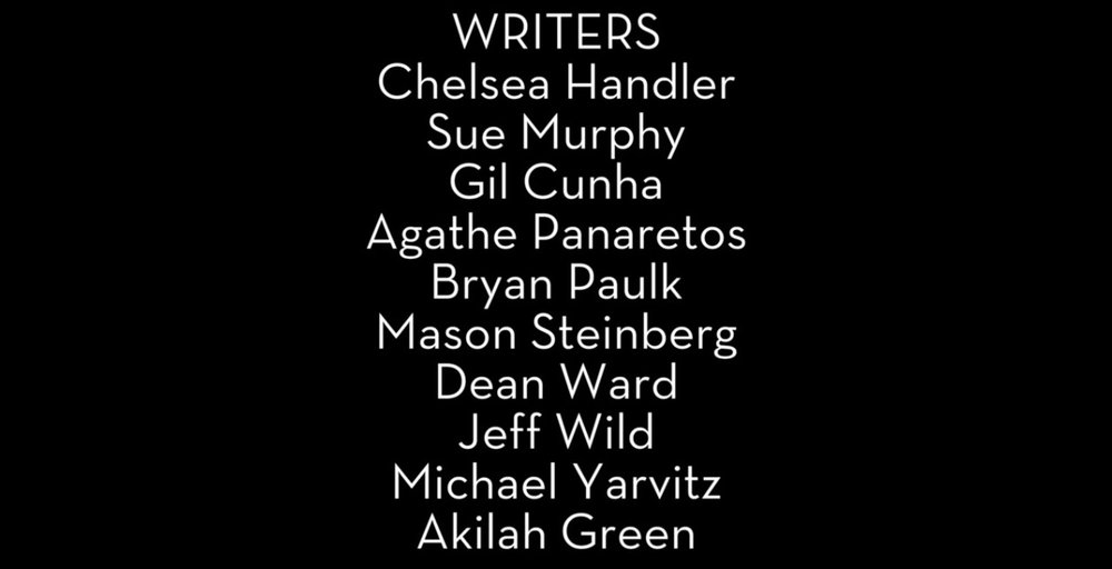 Writer Credits for FB