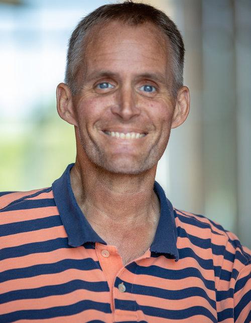Byron Sellers, Children's Ministry Pastor