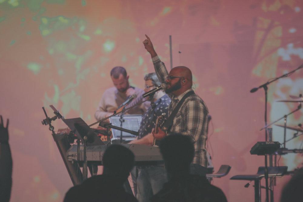 Worship - Worship Team   Worship Academy
