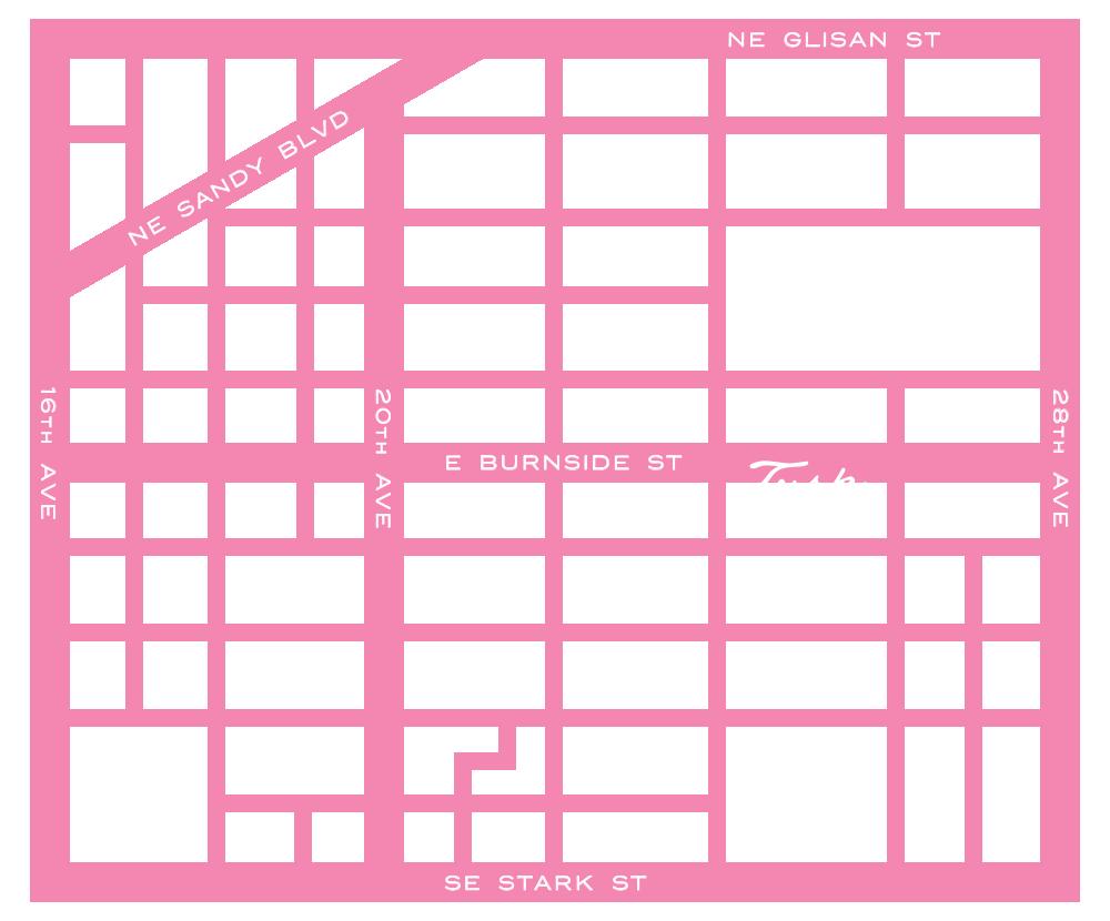 Tusk Map