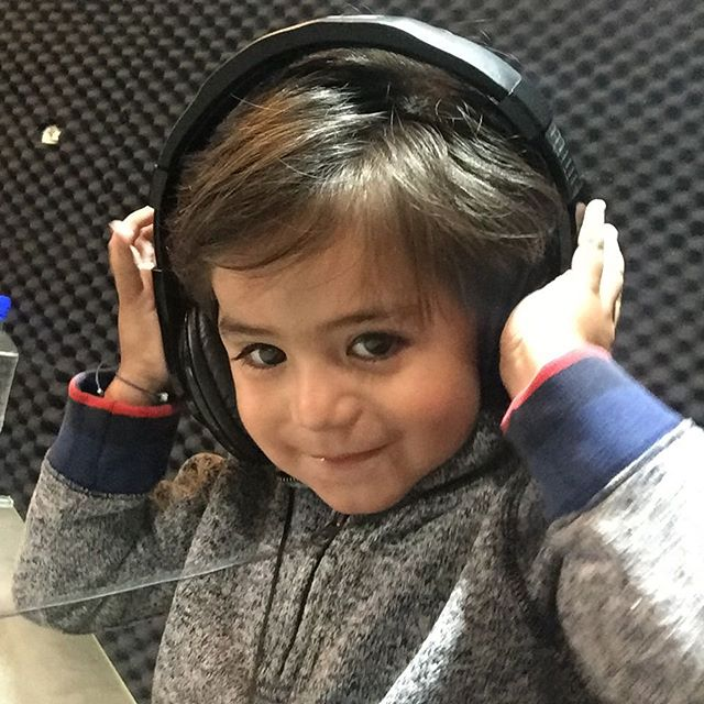 Andrés quiere escuchar en estéreo y tu puedes ayudarnos. 💙🎧 Gofundme: Andrés en Estéreo  #elamorseescucha #atresia #microtia #gofundme