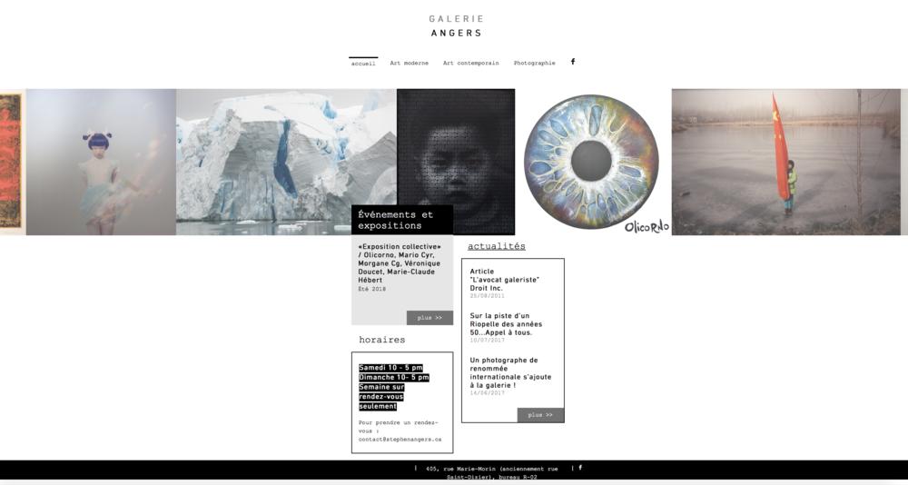 - web design