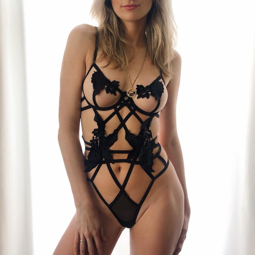 - The Nikita bodysuit