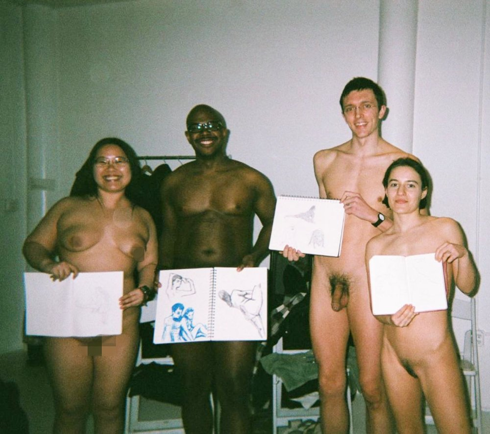 Naked Draws Nude Event in Manhattan
