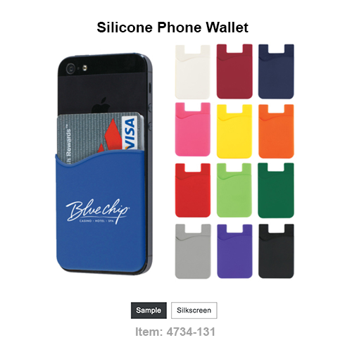 Adheres To Back Of Your Phone With Strong Adhesive | Perfect For Carrying Identification, Room Keys, Cash Or Credit Cards | Silicone Material