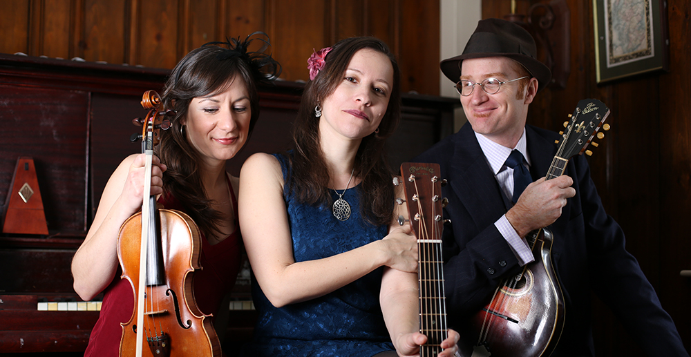 String and Vocal Trio, Low Lily
