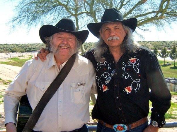 Capt. Rick Nestler and Rik Palieri