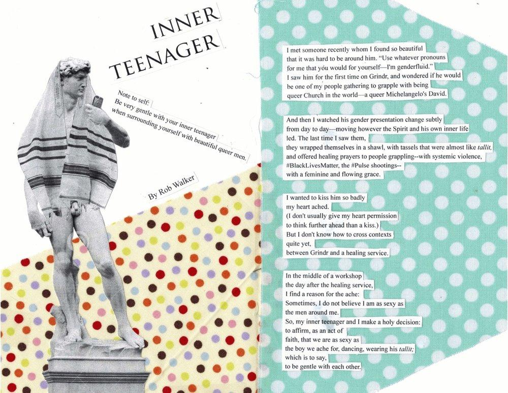 Inner Teenager