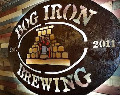 THE STORY OFBOG IRON BREWING - > READ MORE