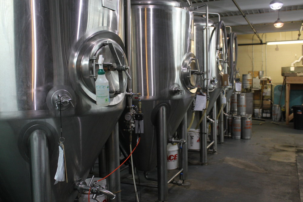 ABOUT THE BREWERY - > READ MORE
