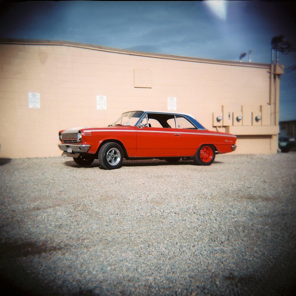 John's Rambler  1960's Rambler American.