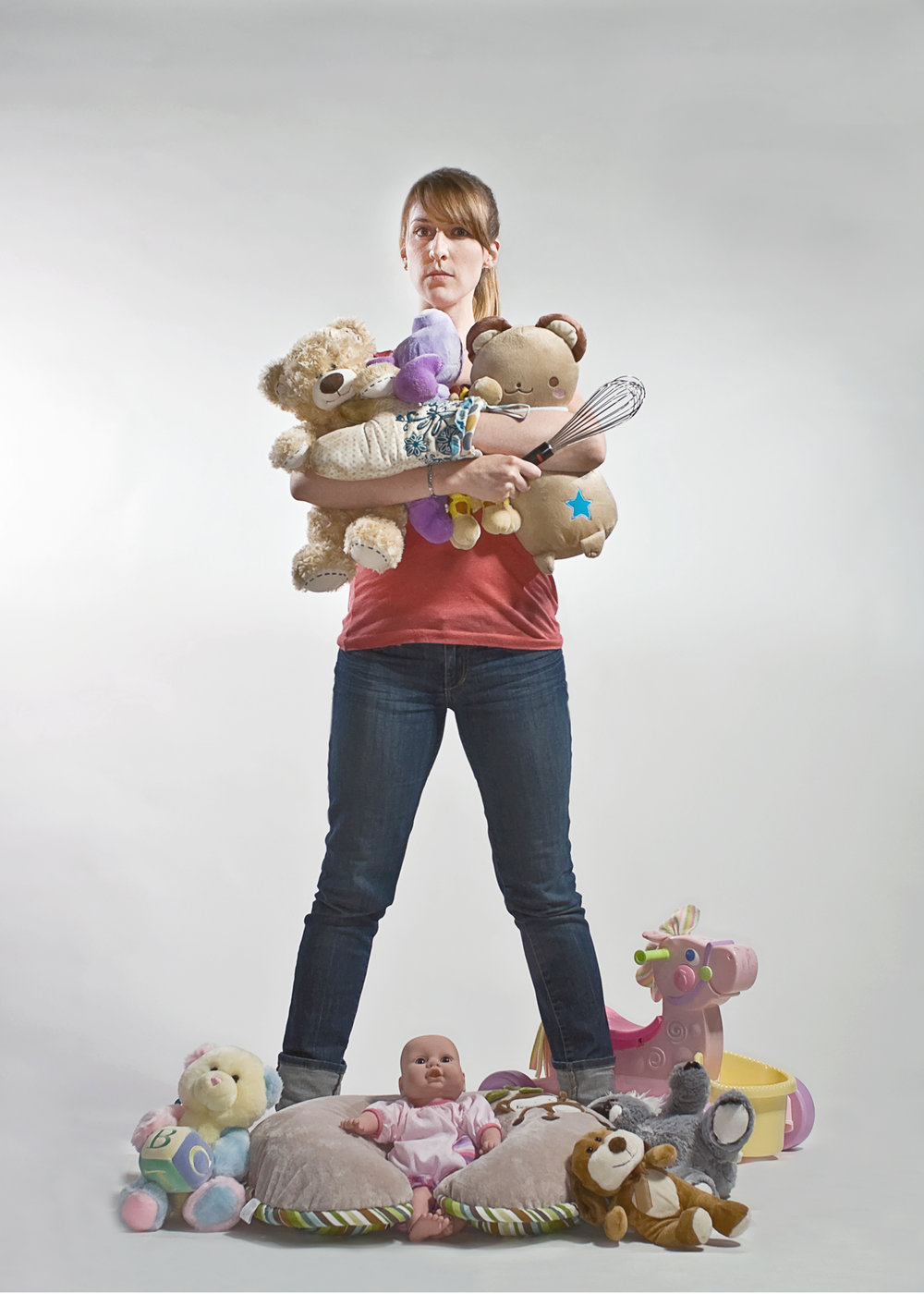Kate  Boppy new business pitch for advertising agency Victors & Spoils.
