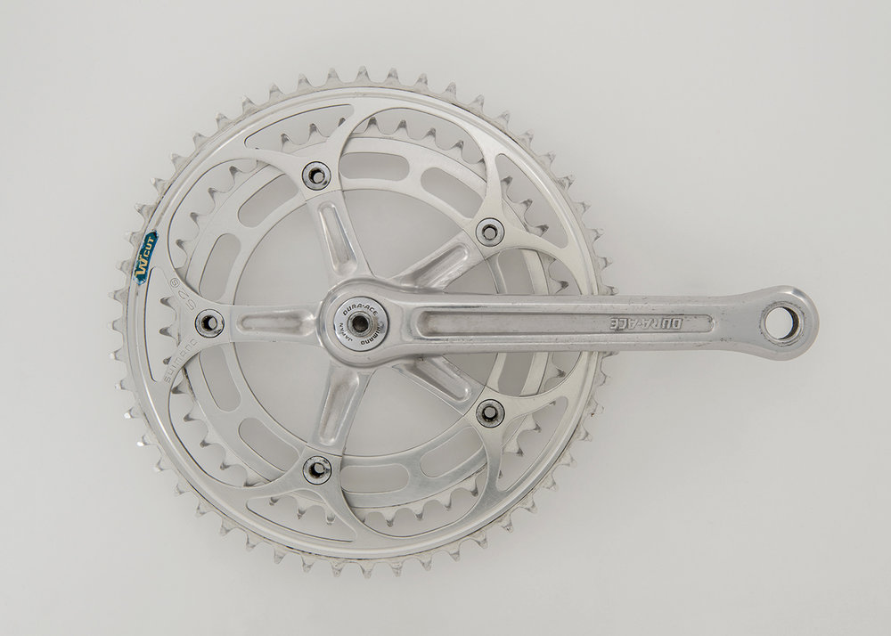Shimano Dura-Ace GA-200  This is a first generation model produced from 1973 - 1976.