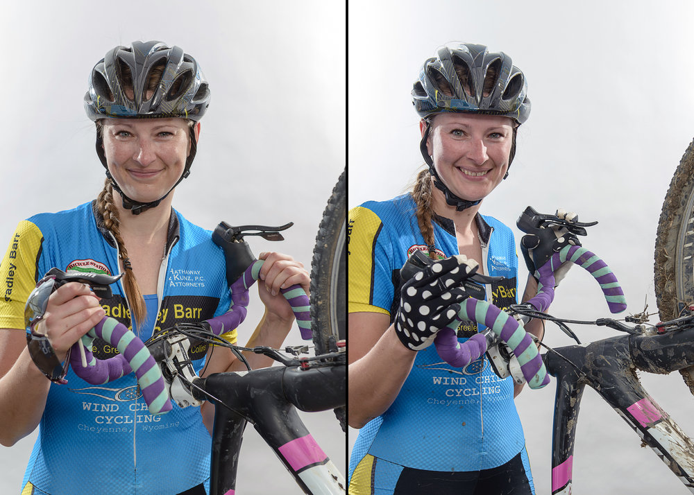 Heidi. Before. After.  From the Before. After. Photo Booth.