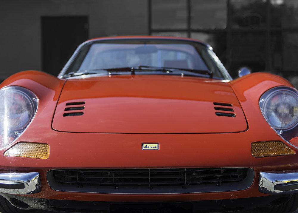 Dino by Ferrari.