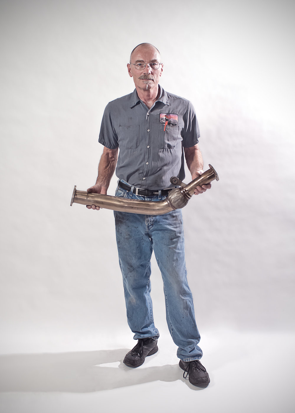 Tod  Master Auto Mechanic.