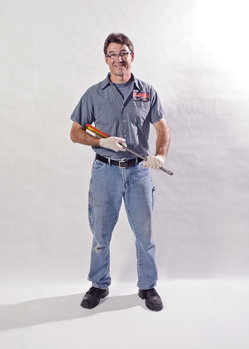 Jamie  Master Auto Mechanic
