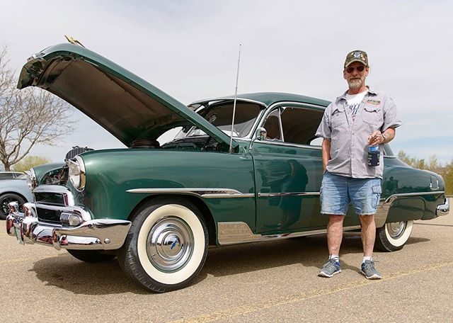 Mac and his beautifully restored Chevrolet Deluxe! . Location portrait taken at a local Cars & Coffee event near Boulder, CO. . © Robert D. Jones 2019 . . #chevrolet #chevy #chevroletdeluxe #cars #carphotography #carphotographer #nikon #nikond800 #rdjonesphoto #advertisingphotography #advertisingphotographer #commercialphotographer #commercialphotography #editorial #editorialphotographer #entrepreneur #creative #creativity #hireme