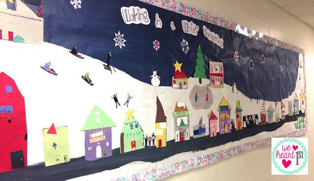 Holiday Traditions Winter Wonderland We Heart Teaching