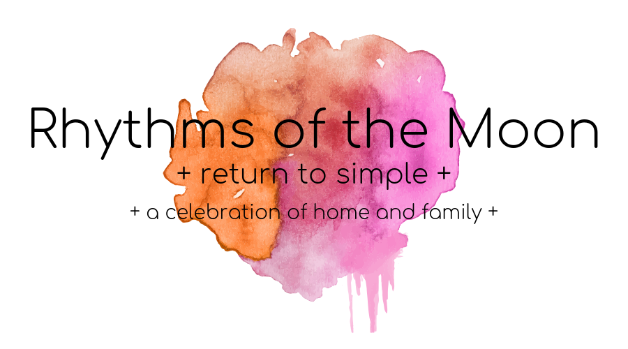 Rhythms of the Moon - Return to Simple - A Celebration of Home and Family
