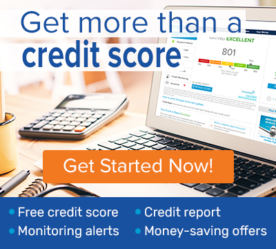 Free Credit Monitoring is here with CreditSense! - Sign up through your Online Banking. Watch the Video Below for More Details.