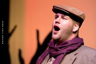 Rodolfo,  La bohème , Hub Opera Ensemble