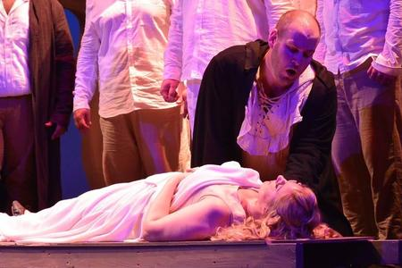 Tannhäuser,  Tannhäuser,  Apotheosis Opera, with Amber Smoke as Elisabeth