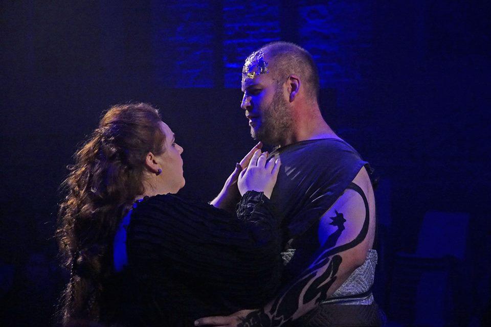 <p><strong>Bacchus</strong><em>Ariadne auf Naxos</em></p>