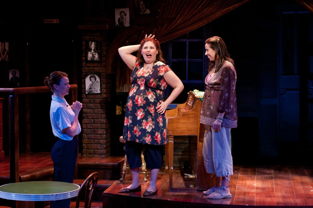 COWGIRLS at Florida Studio Theatre, Photo by Maria Lyle