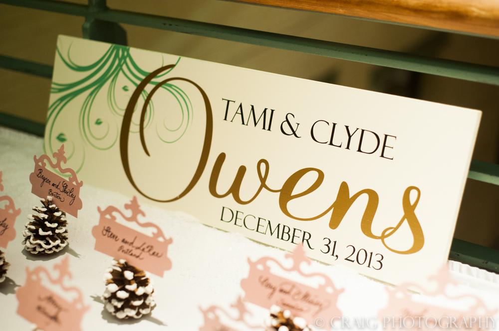 New Year's Eve Wedding WV-0048